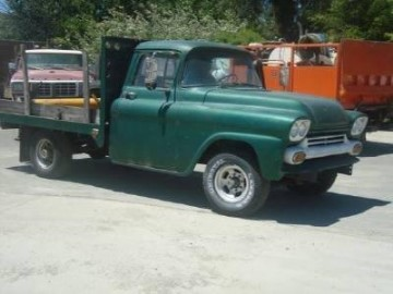 chevy fladbed